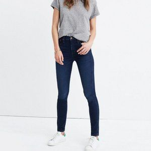 Madewell Jeans High Rise Skinny B7131 Size 28